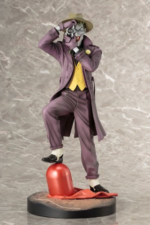 [ENCOMENDA] Joker Batman The killing Joke ARTF-X Second Edition Statue Kobotukiya Original