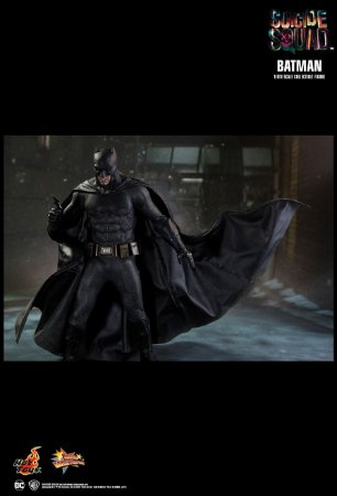 Batman Esquadrão Suicida Movie Masterpieces Hot Toys 1/6 Original