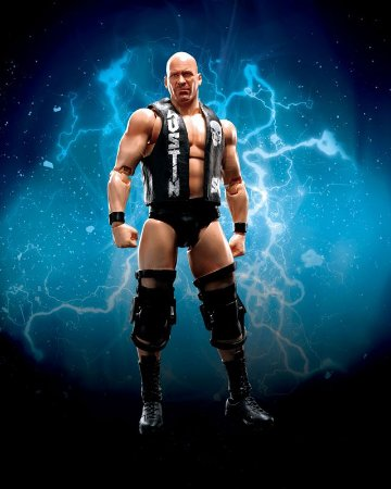 Stone Cold Steve Austin WWE Superstar Series S.H. Figuarts Bandai Original