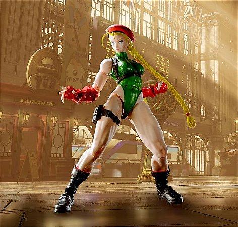 [ENCOMENDA] Cammy Street Fighter V S.H. Figuarts Bandai Original