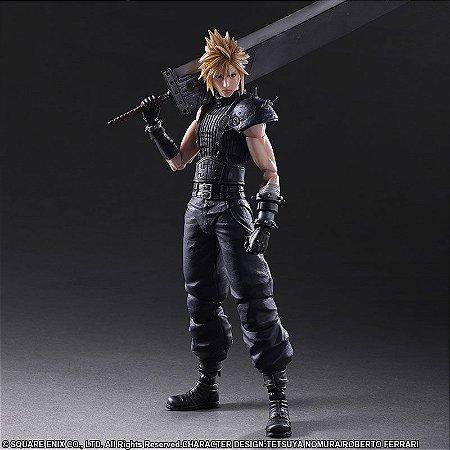 Cloud Strife Final Fantasy VII Remake Play Arts Kai No.1 Square Enix Original