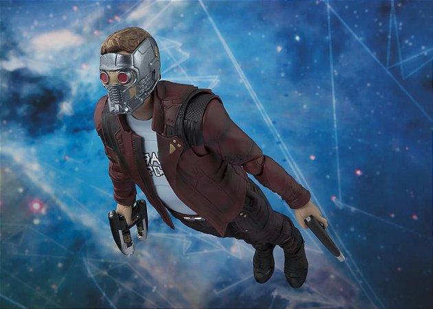 Senhor das Estrelas Guardiões da Galaxia Volume 2 S.H. Figuarts Bandai Original