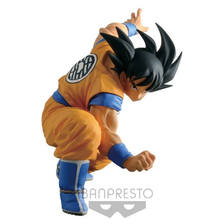 Goku Scultures 7 Banpresto Original