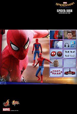 [ENCOMENDA] Homem aranha Spider-man Home coming MMS425 Hot Toys Original