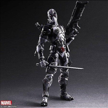 [ENCOMENDA] Deadpool X-Force ver. Marvel Universe Variant Play Arts Kai Square Enix Original