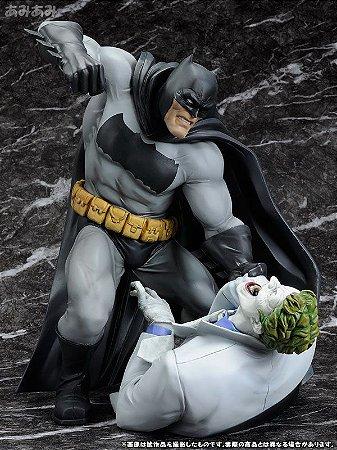 [ENCOMENDA] Batman e Joker Hunt the dark knight Batman Dark Knight Returns ARTFX Kotobukiya Original