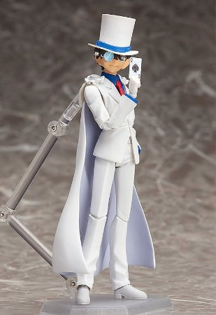 [ENCOMENDA] Phantom Thief Kid Detective Conan Figma FREEing Original