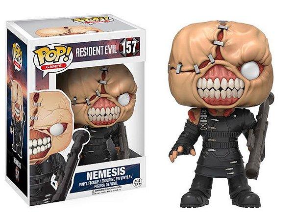 Nemesis Resident Evil Pop! Games Funko Original