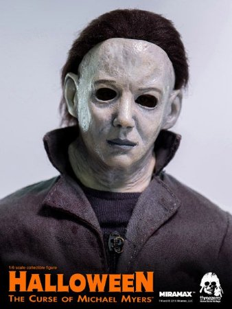 Michael Myers Halloween 6 The Curse of Michael Myers Threezero Original
