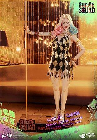 Harley Quinn Esquadrão Suicida Hot Toys Dancer Dress Original