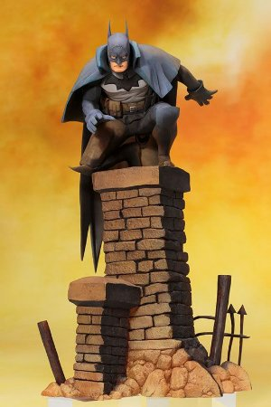 Batman Gotham by Gaslight Artist Finish DC UNIVERSE ARTFX+ Kotobukiya Original