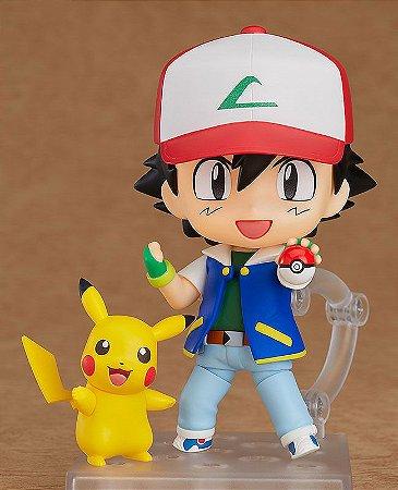 Ash & Pikachu Pokemon Nendoroid Good Smile Company Original