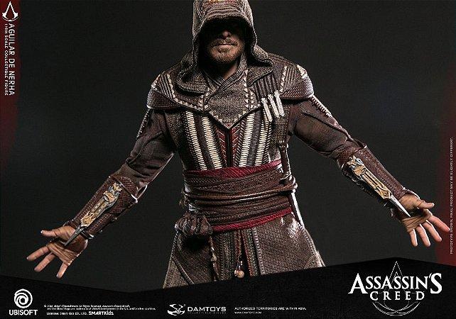 Aguilar de Nerha Assassin's Creed Damtoys escala 1/6 original
