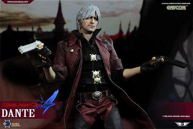 Dante Devil May Cry Escala 1/6 Asmus Toys Original