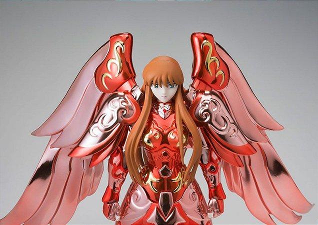 Athena Cavaleiros do zodiaco 15º Aniversário Saint Seiya Cloth Myth Bandai Original