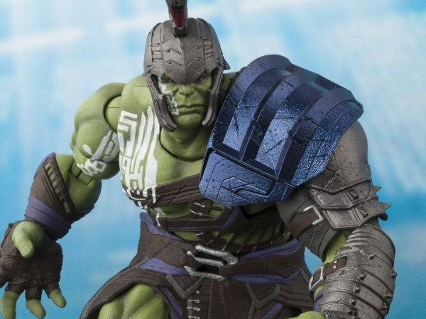 Hulk Thor Ragnarok Marvel S.H.Figuarts Bandai Original
