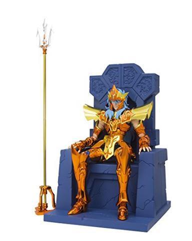 Kaiou Poseidon Imperial Sloan Set Cavaleiros do Zodiaco Saint Seiya Cloth Myth EX Bandai original