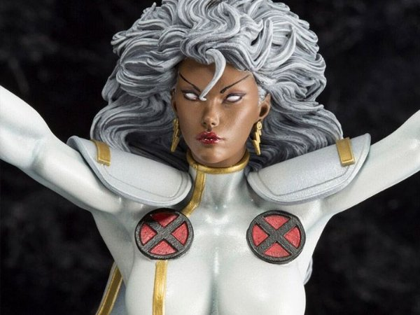 Tempestade Marvel X-Men Fine Art Kotobukiya Original