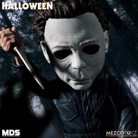 Michael Myers Halloween (1978) Mezco Designer Series Stylized Mezco Toyz Original