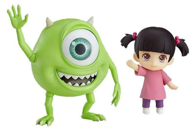Mike e Boo Monstros S.A. Nendoroid Good Smile Company Original