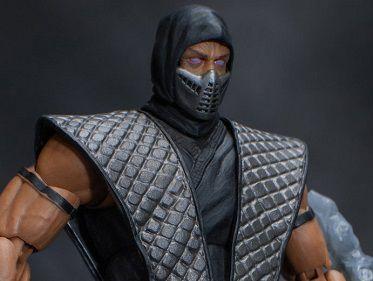 Smoke Mortal kombat Storm Collectibles Original