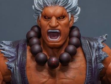[SDCC 2018] Akuma Shin Gouki Street Fighter V edição Arcade Storm Collectibles Original