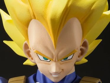 Vegeta Super Sayajin Dragon Ball Z S.H. Figuarts Bandai Original