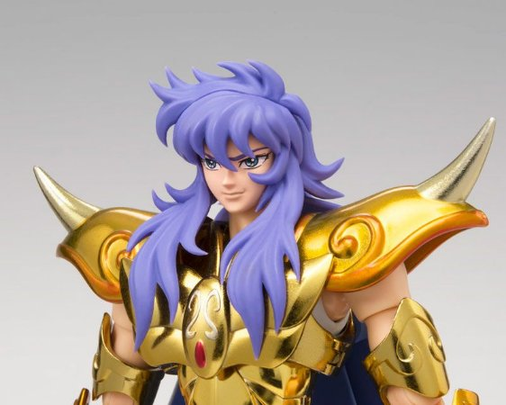 Milo de Escorpião Saint Seiya: Saintia Shô Color Edition Cloth Myth EX Bandai Original