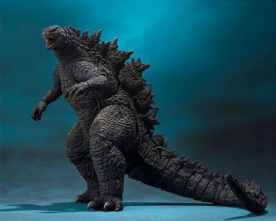 Godzilla (2019) Godzilla King Of The Monsters S.H. MonsterArts Bandai Original