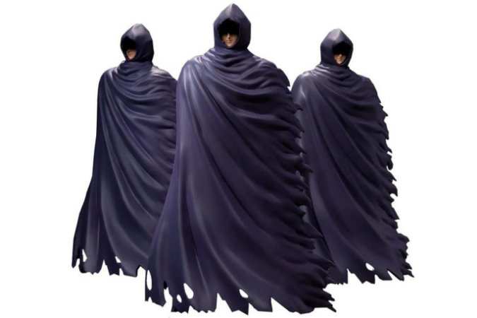 Mysterious Surplice Cavaleiros do Zodiaco Saint Seiya Saint Cloth Myth Ex Bandai Original