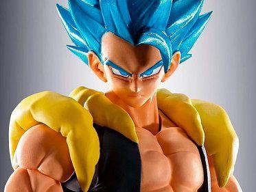 Gogeta Super Saiyajin God Dragon Ball Super Broly S.H.Figuarts Bandai Original