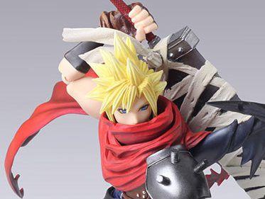 Cloud Strife Final Fantasy VII Bring Arts Square Enix Original