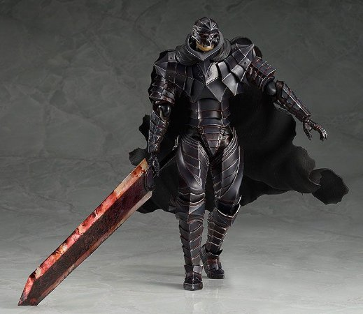 Guts Berserker Armor ver. Repaint Skull Edition Berserk Max Factory Figma Original