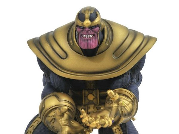 Thanos Marvel Comics Marvel Gallery Diamond Select Toys Original
