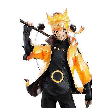 Uzumaki Naruto Rikudo Sennin Mode G.E.M. MegaHouse Naruto Shippuuden Original