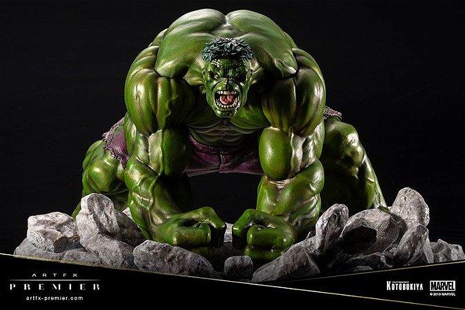 Hulk Marvel Comics Artfx Premier Kotobukiya Original