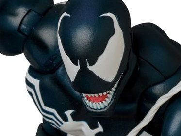 Venom Marvel Comics comic ver. MAFEX No.088 Medicom Toy Original