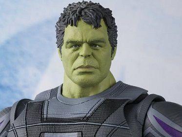 Hulk Vingadores Ultimato S.H. Figuarts Bandai Original