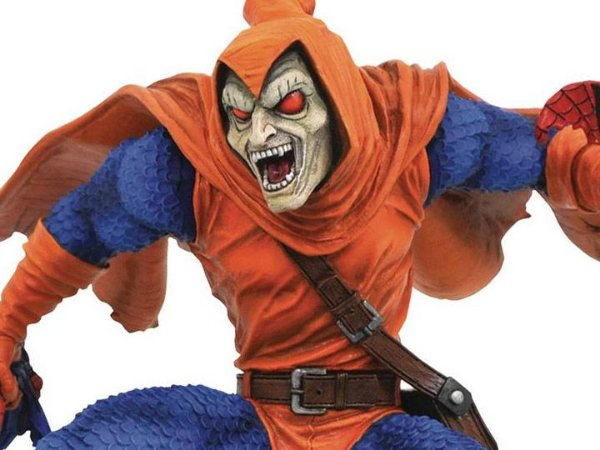 Duende Macabro Marvel Comics Marvel Premier Collection Diamon Select Toys Original