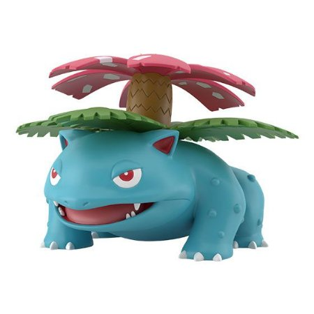 Venusaur Pokemon Scale World Bandai Original