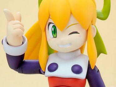 Roll Mega Man Plastic Model Kotobukiya Original
