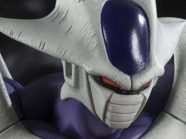 Cooler Forma final Dragon Ball Z Figuarts Zero Bandai Original