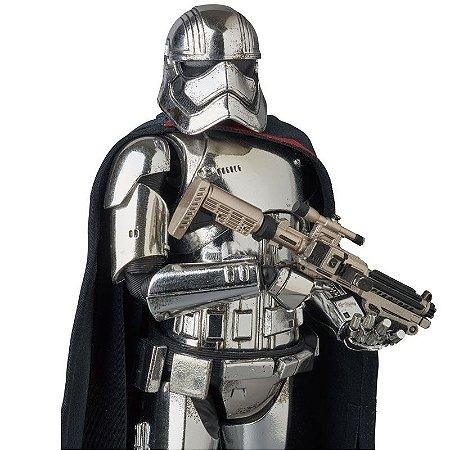 Captain Phasma Star Wars O despertar da força Mafex No.028 Medicom Toy Original