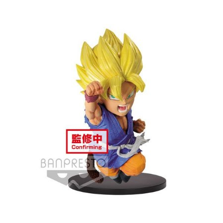 Son Goku Super Saiyajin Dragon Ball GT Banpresto Original