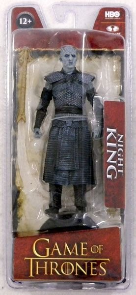 Night King Game of Thrones McFarlane Toys Original