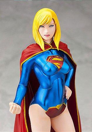 Supergirl New 52 DC Comics Artfx + Kotobukiya Original