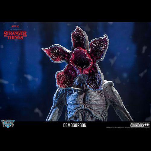 Demogorgon Stranger Things McFarlane Toys Original