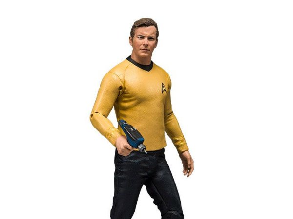 Capitão James T. Kirk Star Trek McFarlane Toys Original