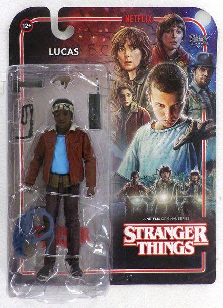 Lucas Stranger Things McFarlane Toys Original