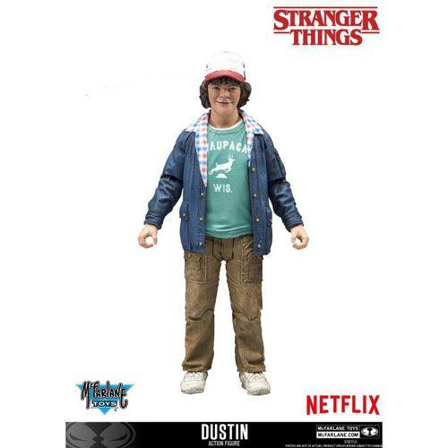 Dustin Stranger Things McFarlane Toys Original